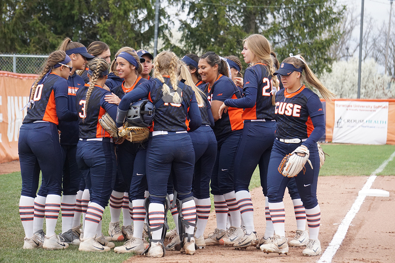 Syracuse unravels in 5th inning during 9-1 loss to No  5